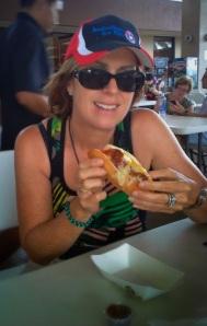 Jen Hotdog @ Pearl Harbour