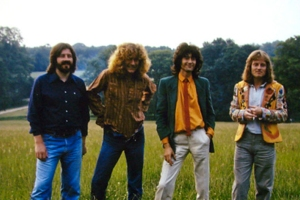 Rock Legends from the 1970's - Led Zeppelin.