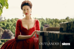 The gorgeous Caitriona Balfe
